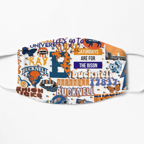 bucknell collage Mask