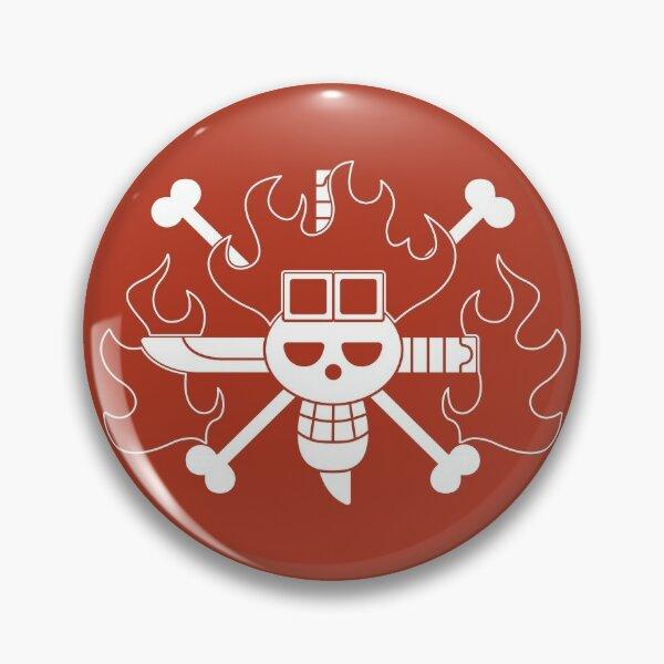 Kid Pirates Jolly Roger Pin