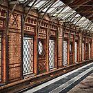 A train station in Berlin by Moko1