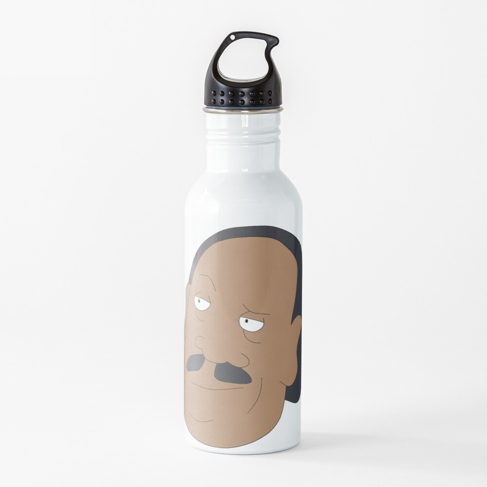 Mr.Goldenfold - Rick and Morty Water Bottle