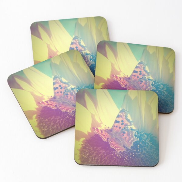 Summer Coasters (Set of 4)