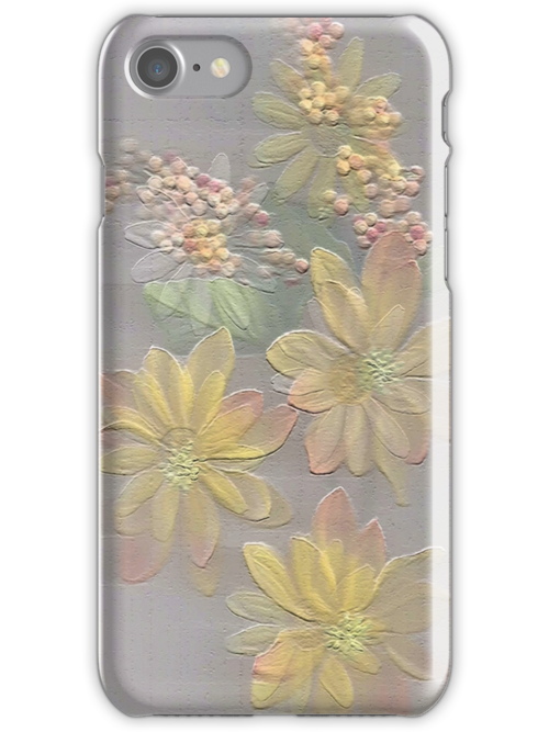 iPhone Case of painting...Kindred Spirits... by linmarie