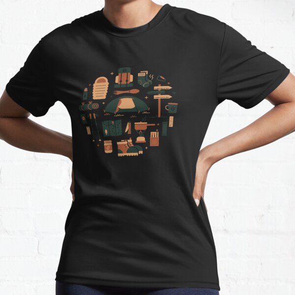 Thru Hiker Active T-Shirt