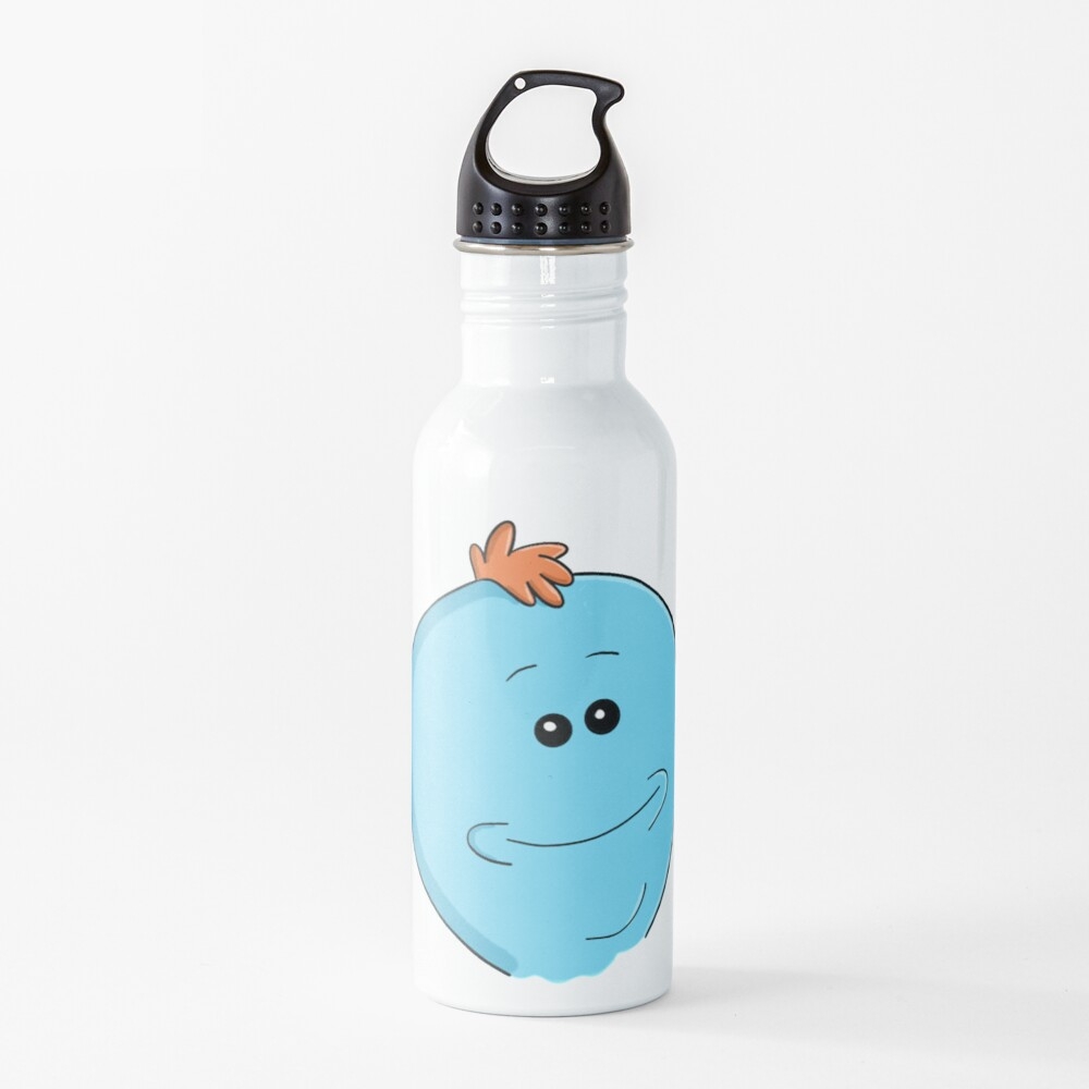 Mr. Meeseeks - Rick and Morty Water Bottle