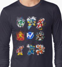 Robot Masters of Mega Man 2 T-Shirt