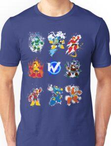 Robot Masters of Mega Man 2 Unisex T-Shirt