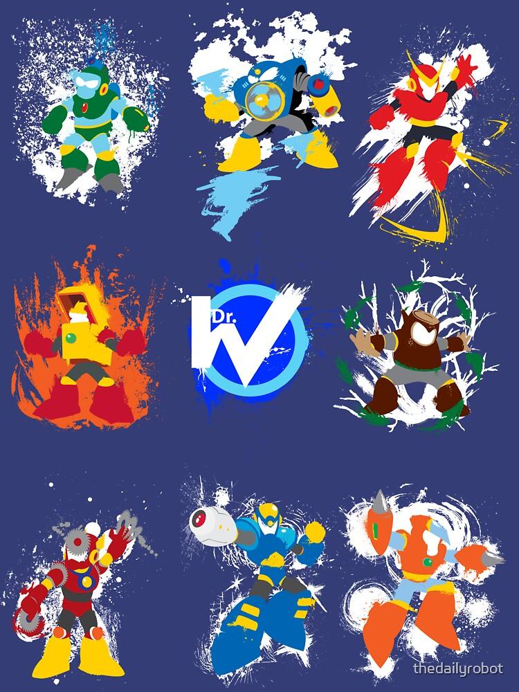 Robot Masters of Mega Man 2 | Unisex T-Shirt