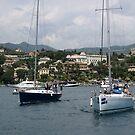 NIENTE REGATA !!!!!! NIENTE VENTO !!!! SOLO CIBO ! SANTA  MARGHERITA LIGURE-PORTOFINO- ITALIA --- VETRINA RB EXPLORE 15 MAGGIO 2012 --     by Guendalyn