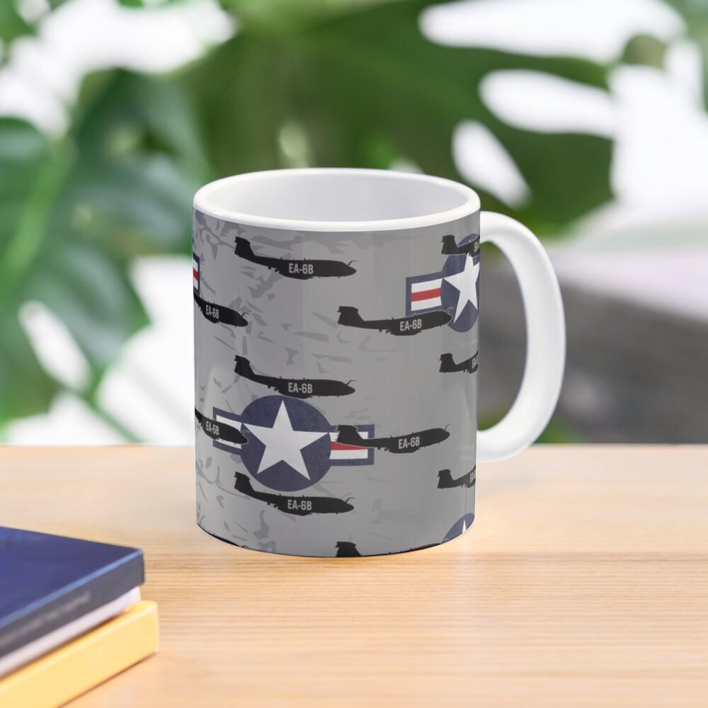 EA-6B Prowler Military Airplane Mug