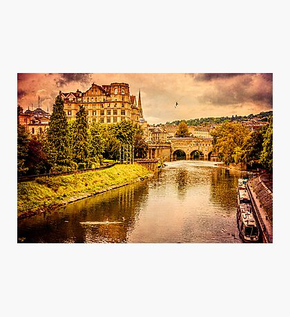 Pulteney Bridge Photographic Print