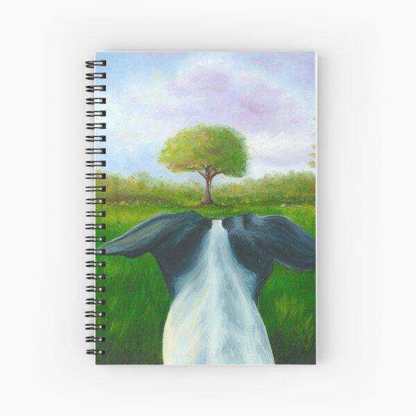 Whippet Wonders Spiral Notebook