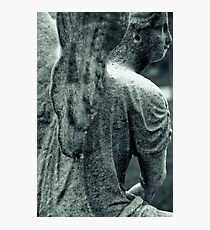 Angel, Mount Auburn Cemetery, Cambridge, MA Photographic Print