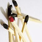 matches by Jonathan Epp