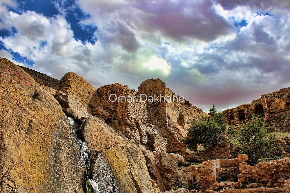 Moulin Ferrero Ruines by Omar Dakhane