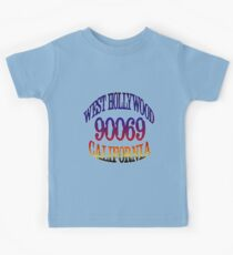 West Hollywood, California 90069 Kids Tee