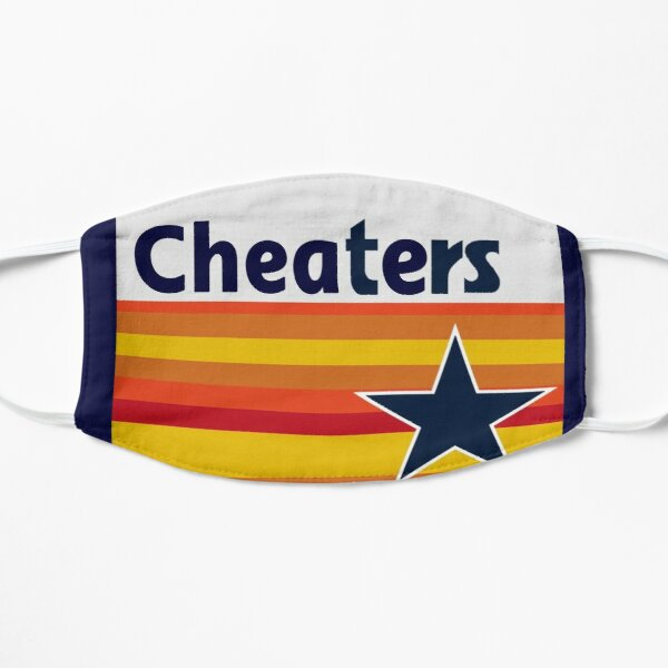 Houston Astros - CHEATERS Mask