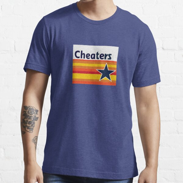Houston Astros - CHEATERS Essential T-Shirt