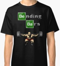 Breaking Bad Walter White Gym Motivation Classic T-Shirt