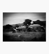 Driving home Photographic Print