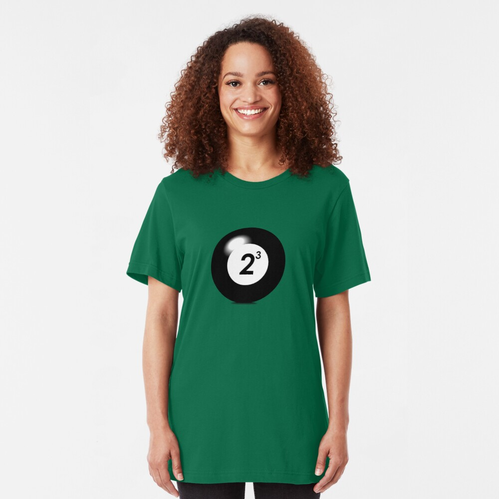 Eight Ball Slim Fit T-Shirt