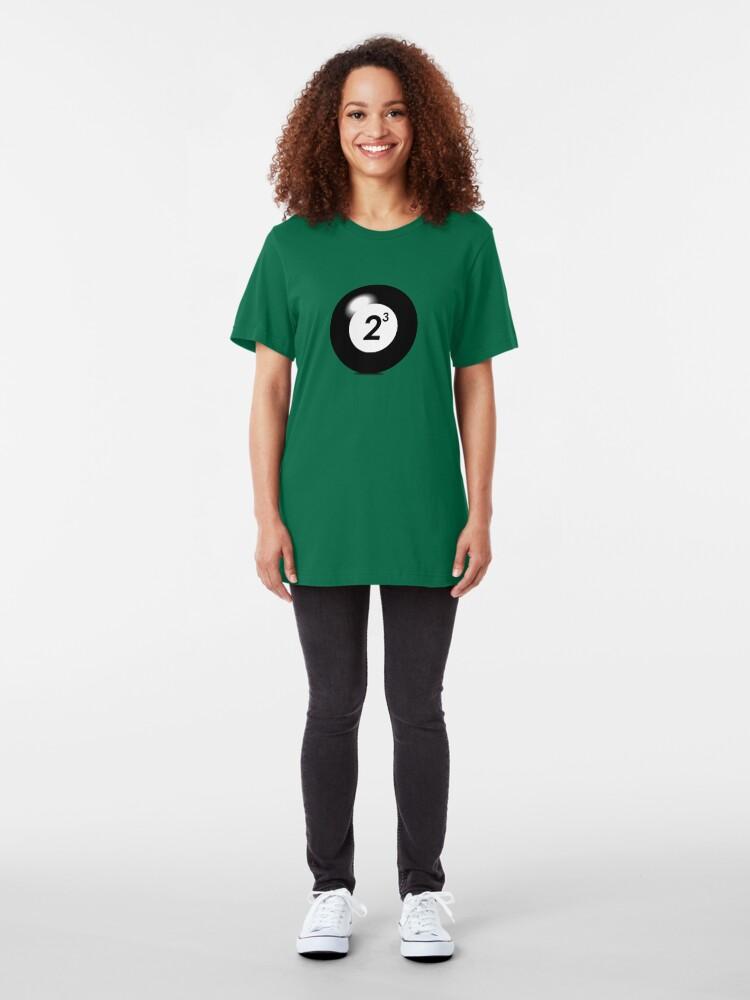Alternate view of Eight Ball Slim Fit T-Shirt