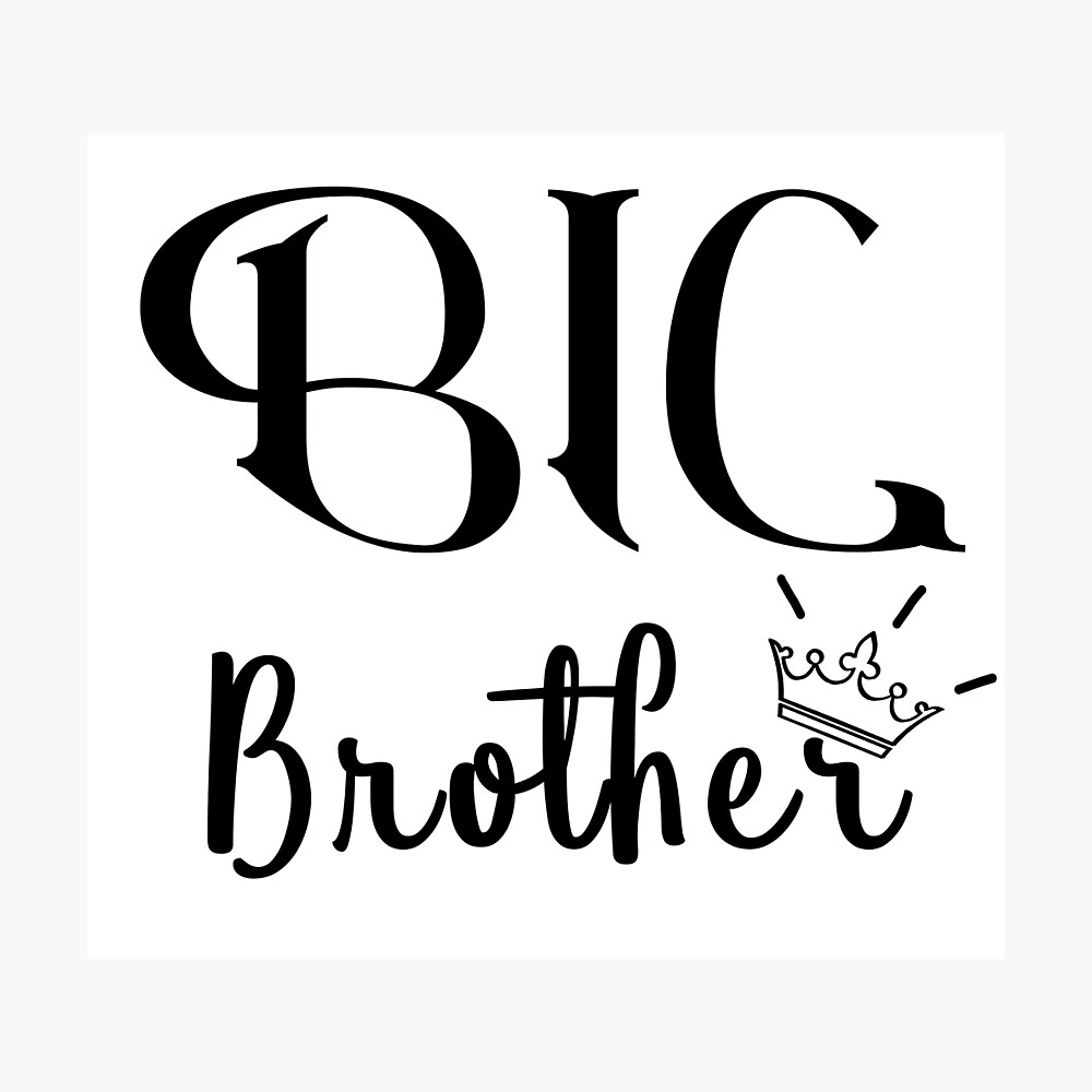 Big SisterLittle Brother Matching Sibling Set Baby Shower Gift Matching Sibling Set Take Home Outfit