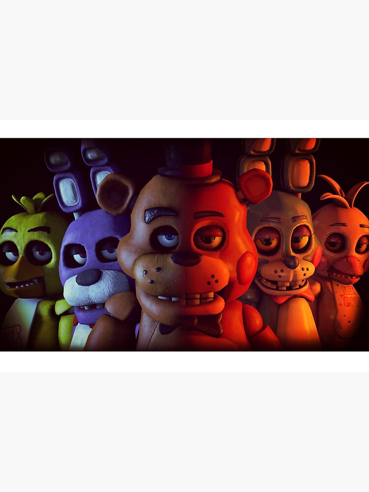 Five Nights At Freddy's by masoncarr2244