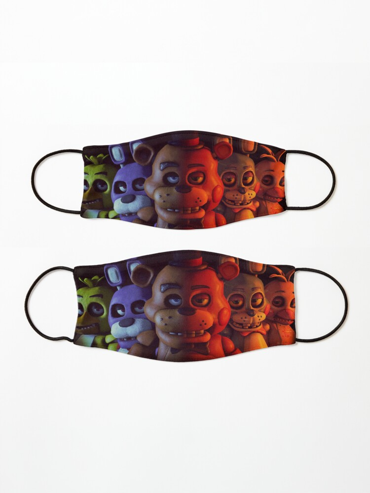 Alternate view of Five Nights At Freddy's Mask