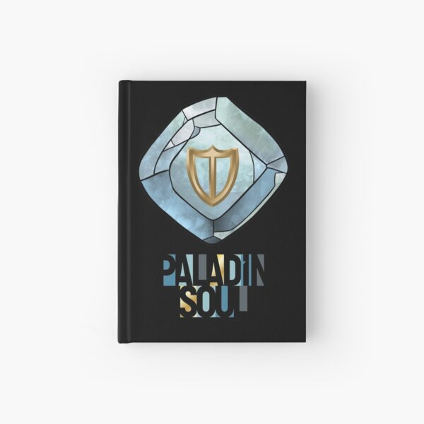 Paladin Soul - Final Fantasy 14 Job Crystal Hardcover Journal