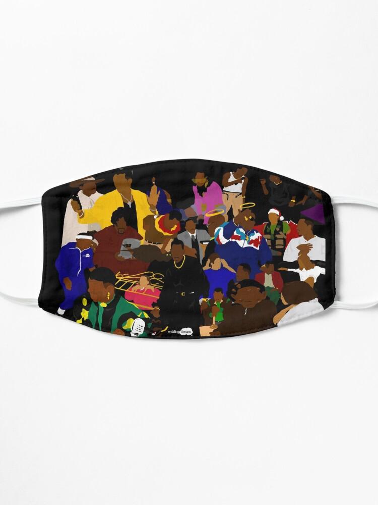Alternate view of Favorite Scene Collage  Mask