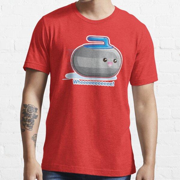 Cute  Curling Stone Essential T-Shirt