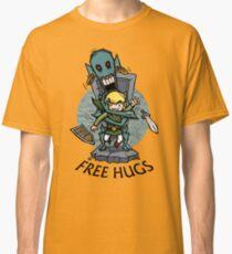 Zelda Wind Waker FREE HUGS  Classic T-Shirt