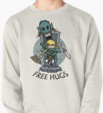 Zelda Wind Waker FREE HUGS  Pullover