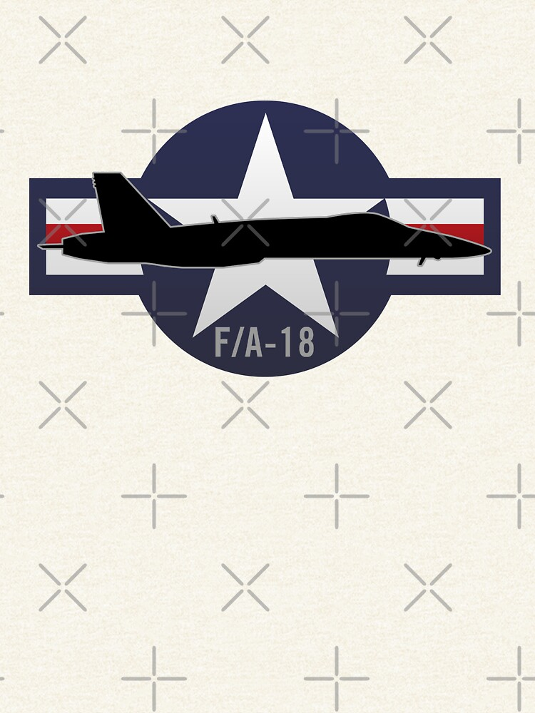 F/A-18 Super Hornet Military Fighter Jet Aircraft by hobrath