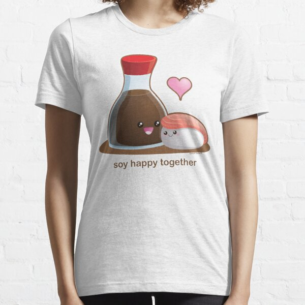 Soy Happy Together Essential T-Shirt