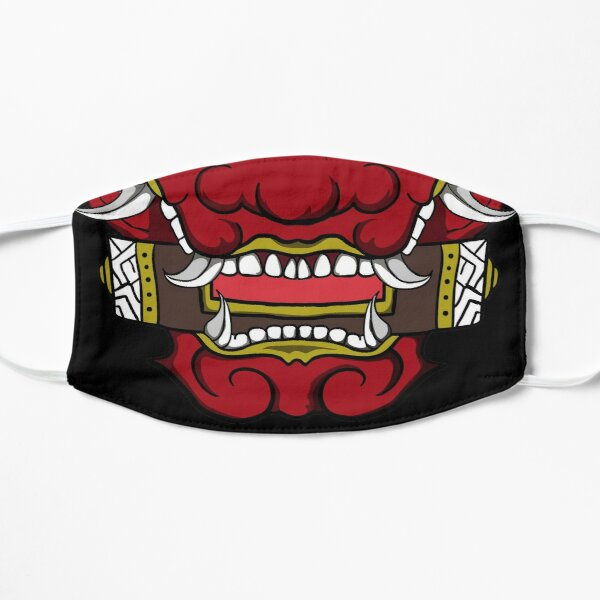 oni mask japanese  Mask