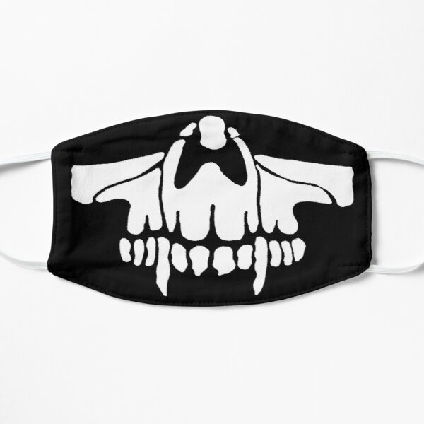 The Shield Flat Mask
