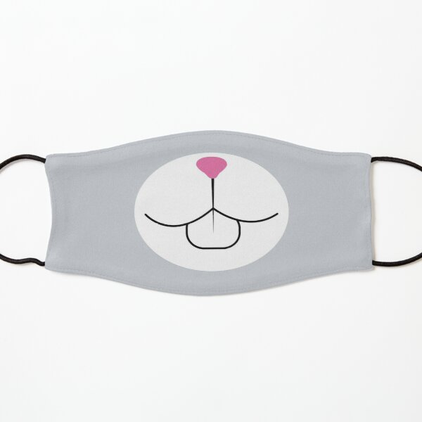 Bunny Face Kids Mask