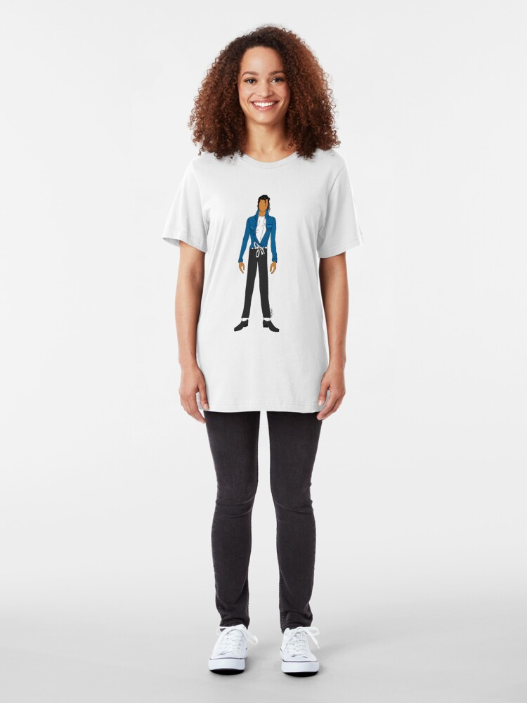 Alternate view of The Way You Make Me Feel - Jackson Slim Fit T-Shirt