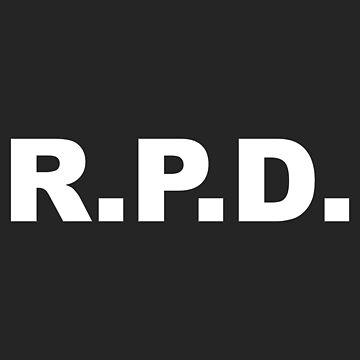 R.P.D. by JDNoodles