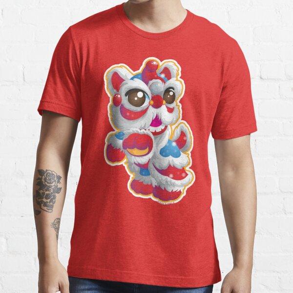 Cute Lion Dancer Essential T-Shirt