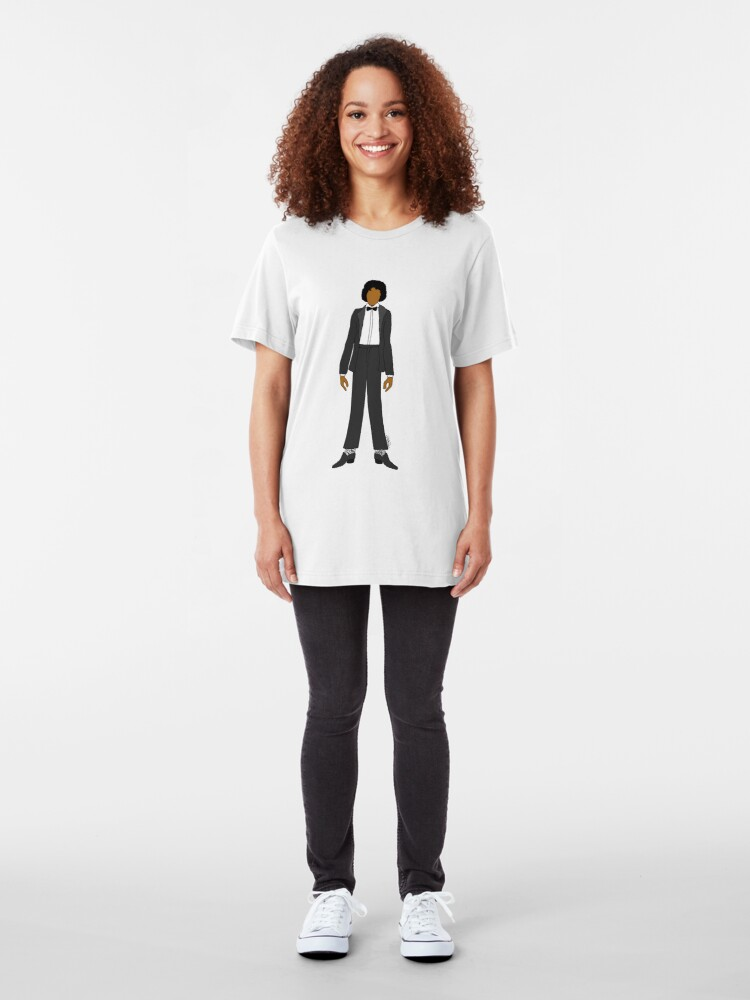 Alternate view of Off The Wall - Jackson Slim Fit T-Shirt