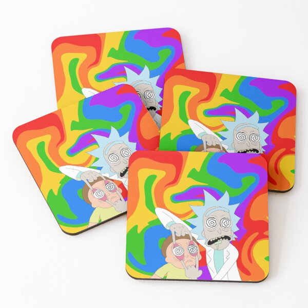 Hypnosis  Coasters (Set of 4)