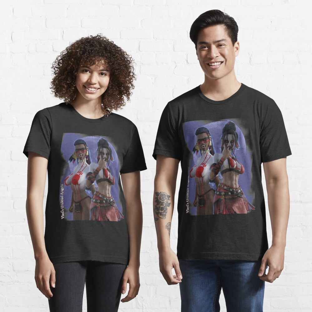 Undead Angels: Vampire Native Americans Essential T-Shirt