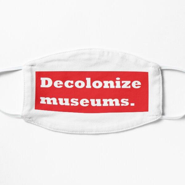 Decolonize museums Mask
