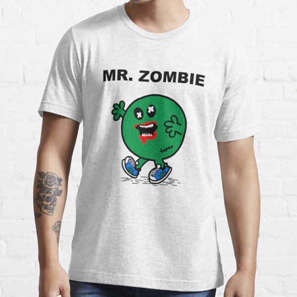 Mr Zombie Essential T-Shirt