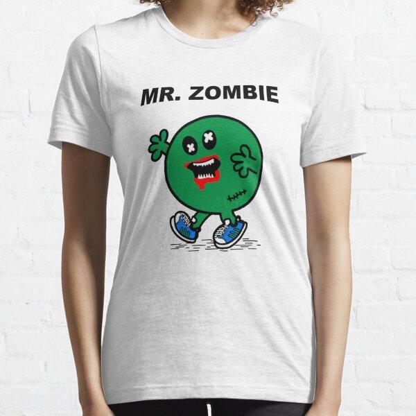 Mr Zombie Essential T-Shirt