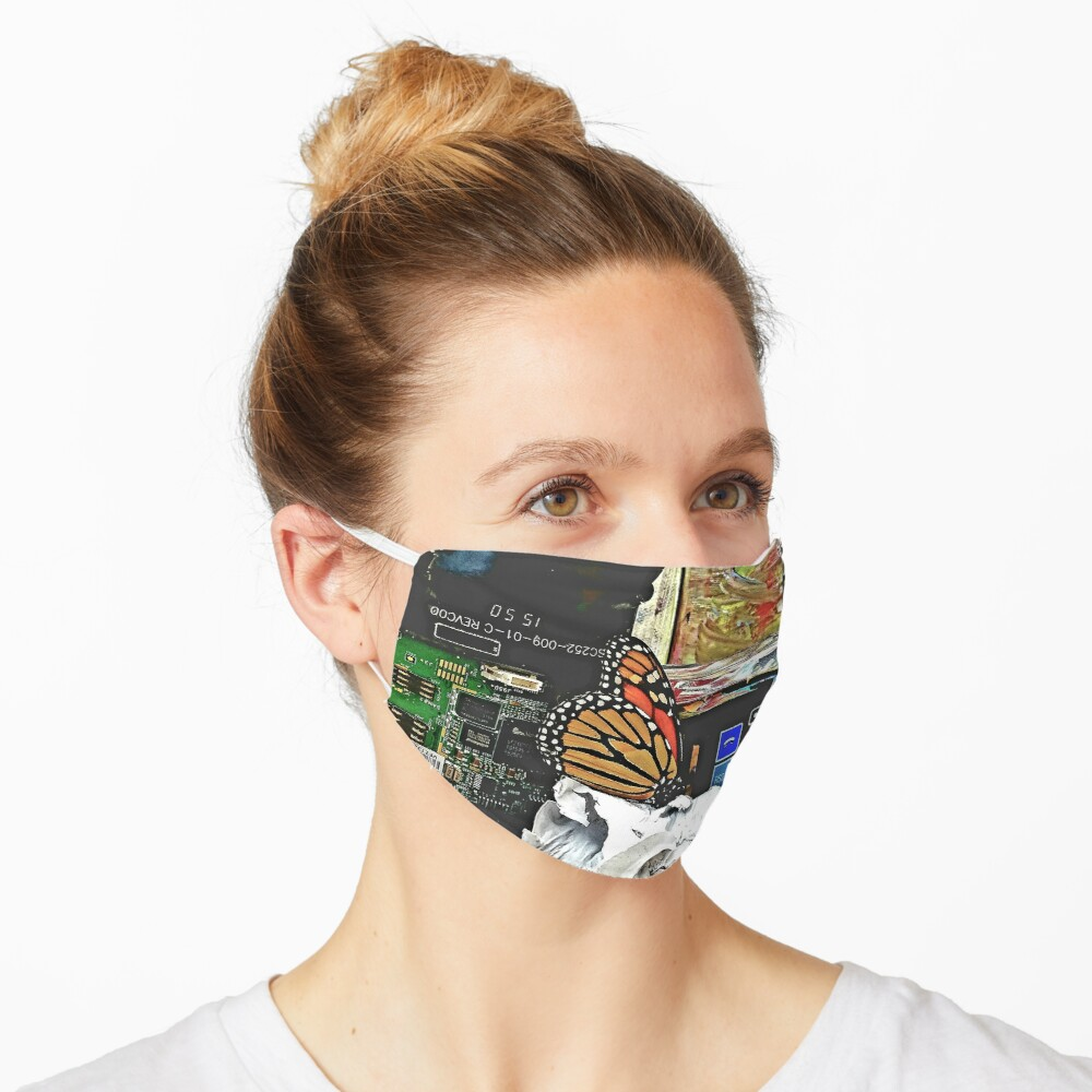 Chaos management theory Mask
