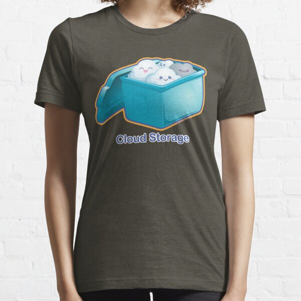 Cute Cloud Storage Essential T-Shirt