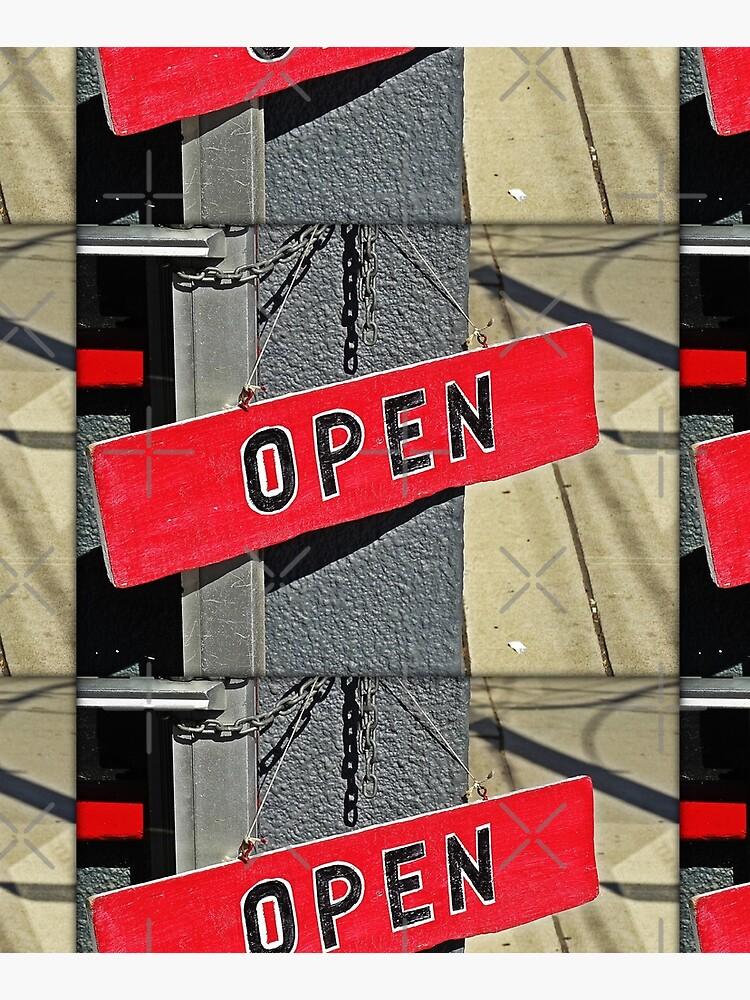 Open  by PicsByMi